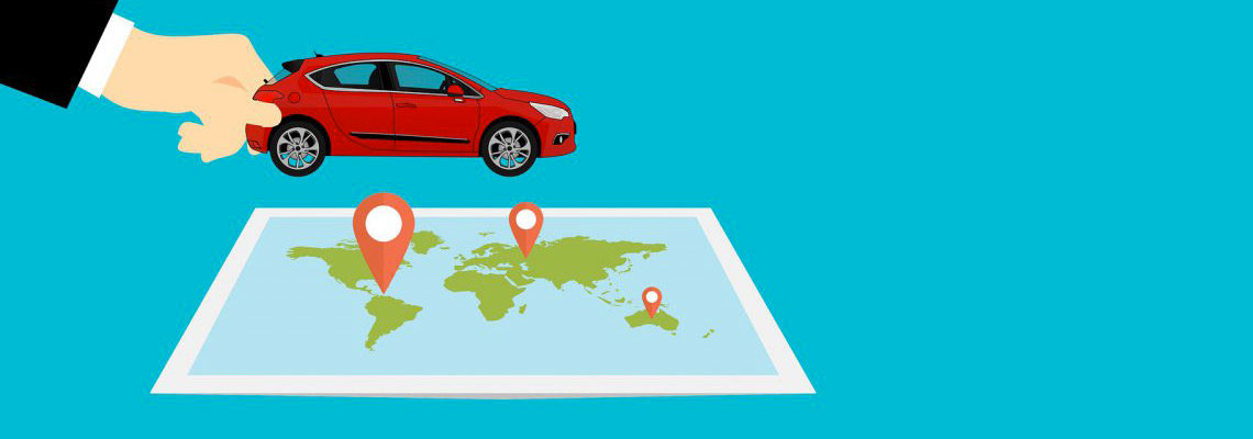 géolocalisation des véhicules